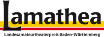 Landesverband Amateurtheater Preis Logo